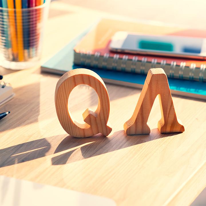 面接でよく聞かれる質問&回答例